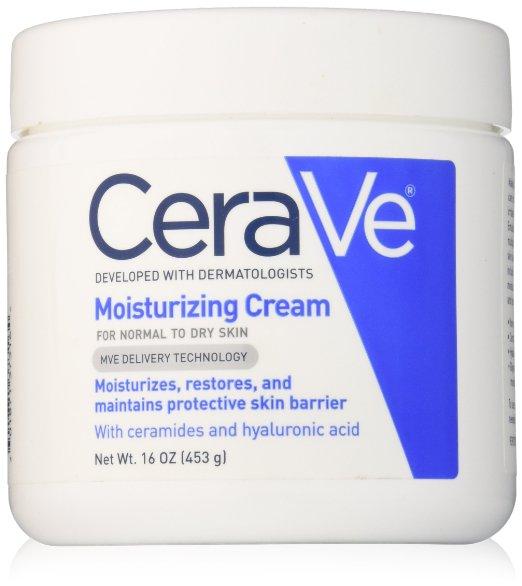 CeraVe Moisturizers, Moisturizing Cream