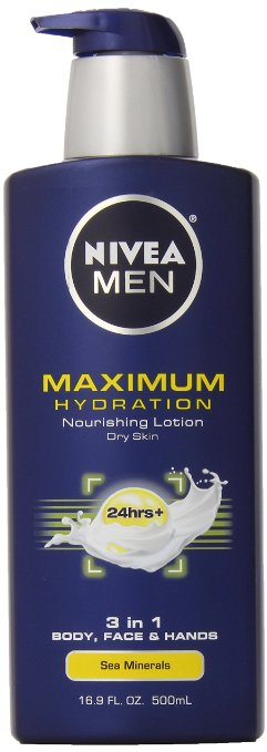 NIVEA Men Maximum Hydration Lotion