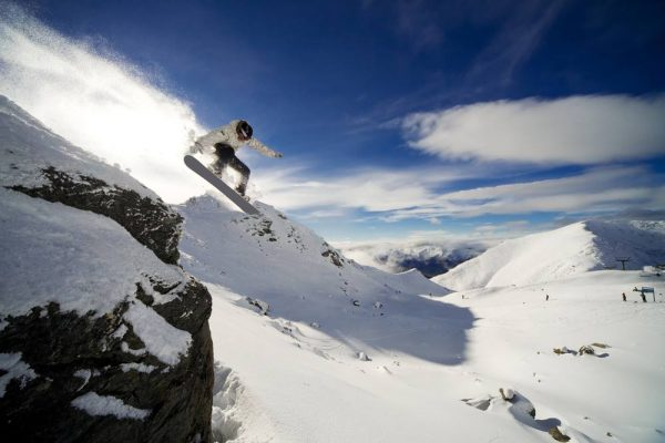 Hobbies For Men - Snowboarding