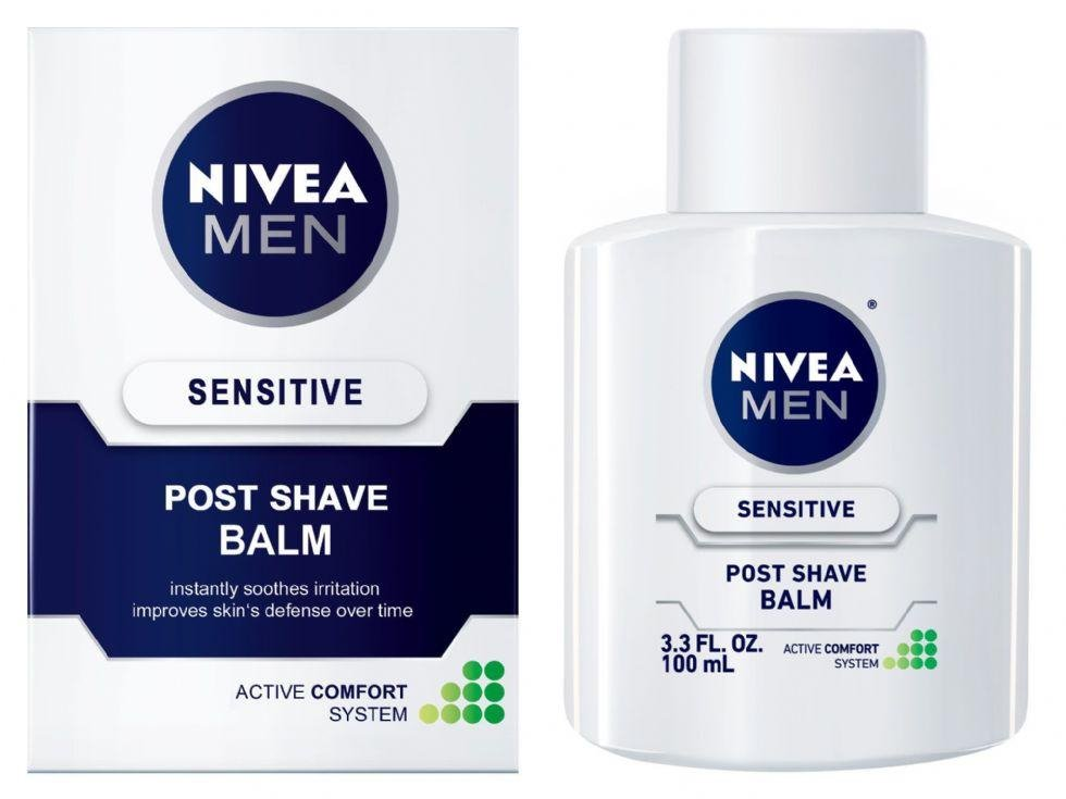 Nivea Men's Sensitive Aftershave  Extra Soothing Balm