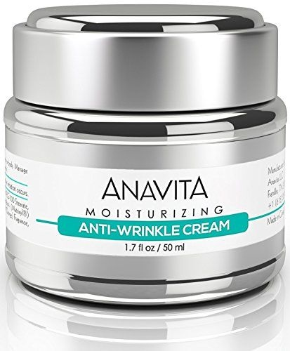 Anavita Moisturizing Anti Wrinkle Anti Aging Cream