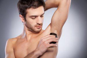 natural deodorant for men