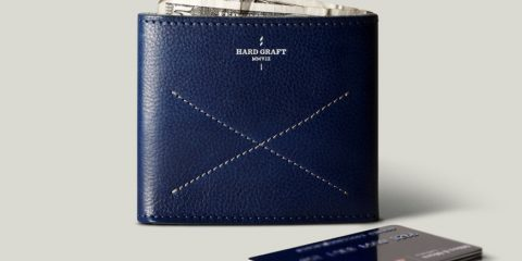 Hard Graft Ocean Snap Wallet