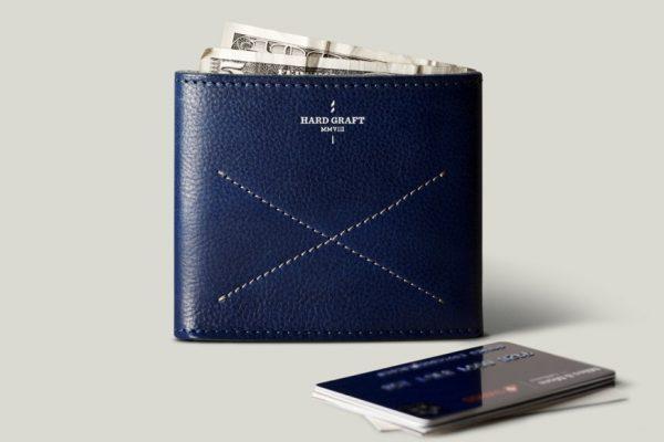 Hard Graft Ocean Snap Wallet