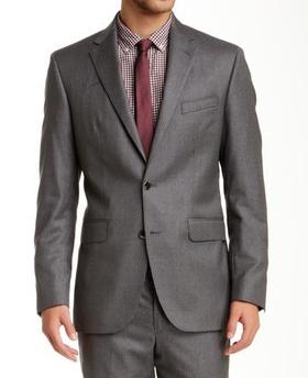 Ike Behar (Lapel Wool Suit)