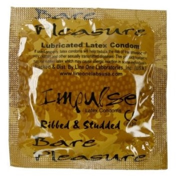 Impulse Bare Pleasure Condoms