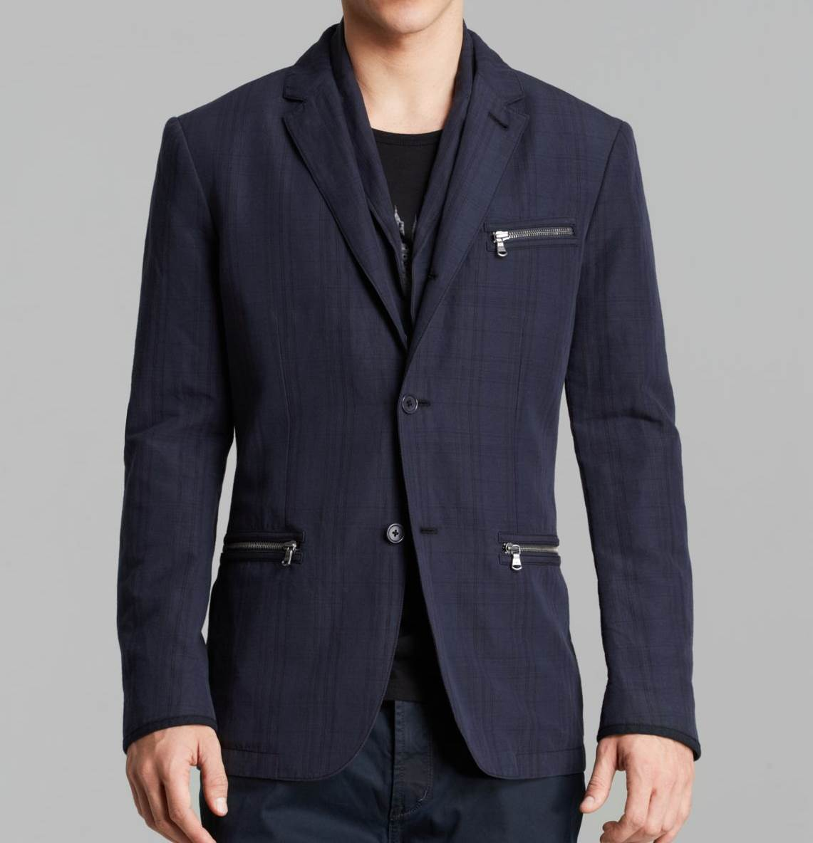 John Varvatos (Pocket Blazer)