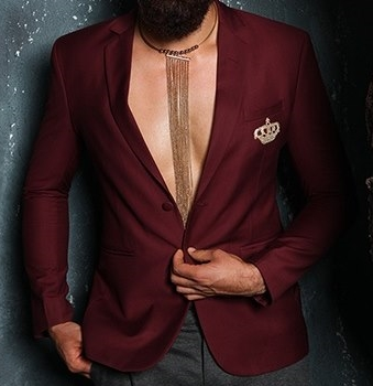 Men's Blazer (By Diyarajvvir)