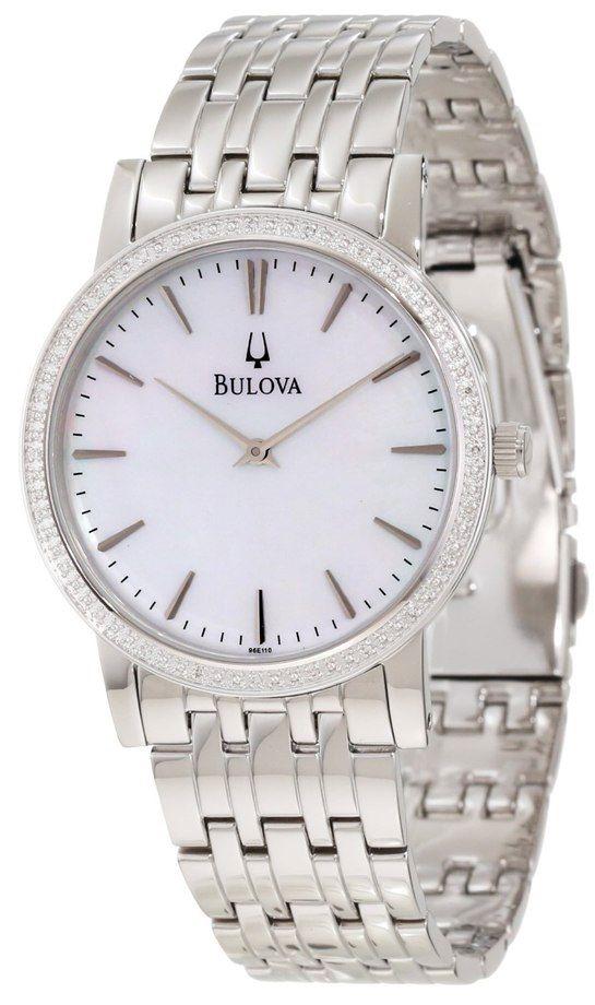 Men's 96E110 Classy bracelet Watch