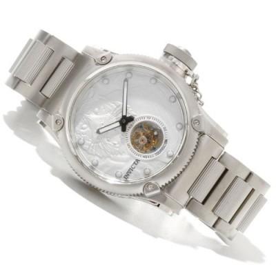 Men's Russian Diver Tiger Limited Edition Mechanical Tourbillon Bracelet Watch