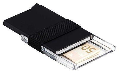Secrid Cardslide, Card Protector with Transparent Slide