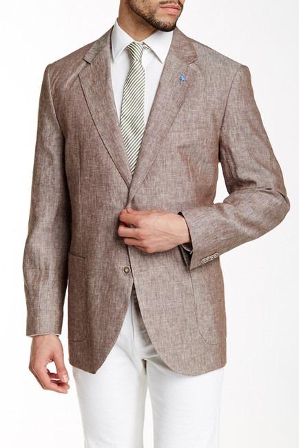 TailorByrd (Linen Jacket)