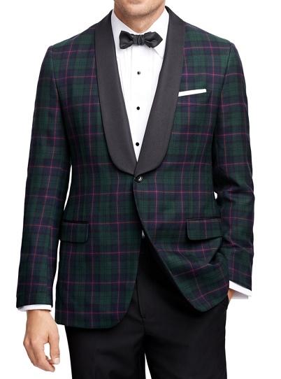 Tartan Tuxedo