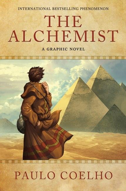 The Alchemist-Paulo Coelho