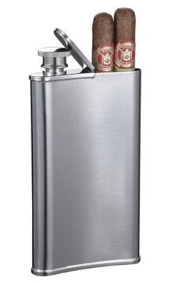 The Cigar Flask