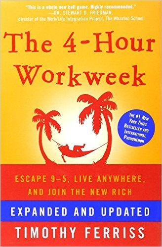 The Four Hour Work Week-Tim Ferris