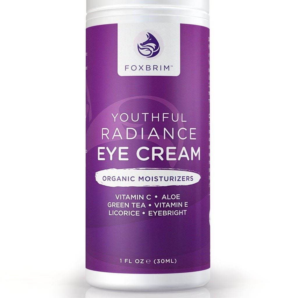 Youthful Radiance Eye Cream for Dark Circles & Puffiness