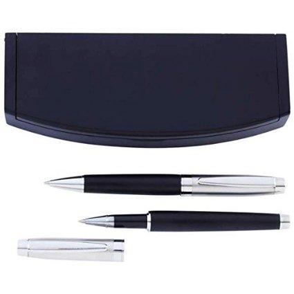 Alex Navarre FWPB2 Alex Navarre 3pc Pen Set In Wood Gift Box
