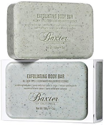 Baxter of California Men's Exfoliating Body Bar