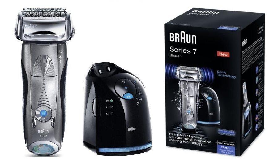 Braun Series 7 790cc 4 Electric Foil Shaver