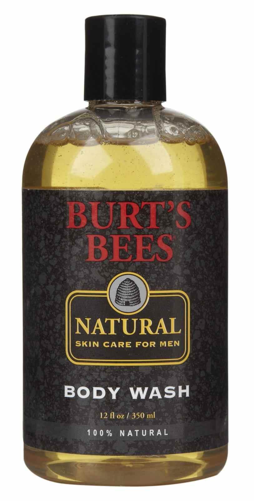 Burt's Bees Natural Skin Care for Men Body Wash