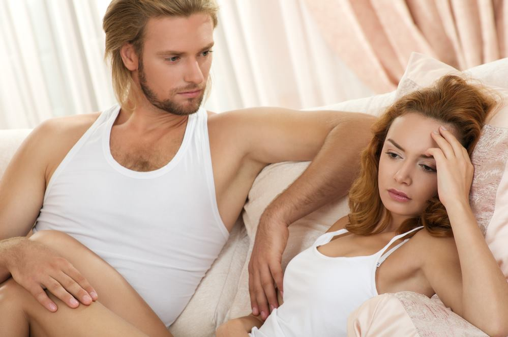 girlfriend doesn't want sex