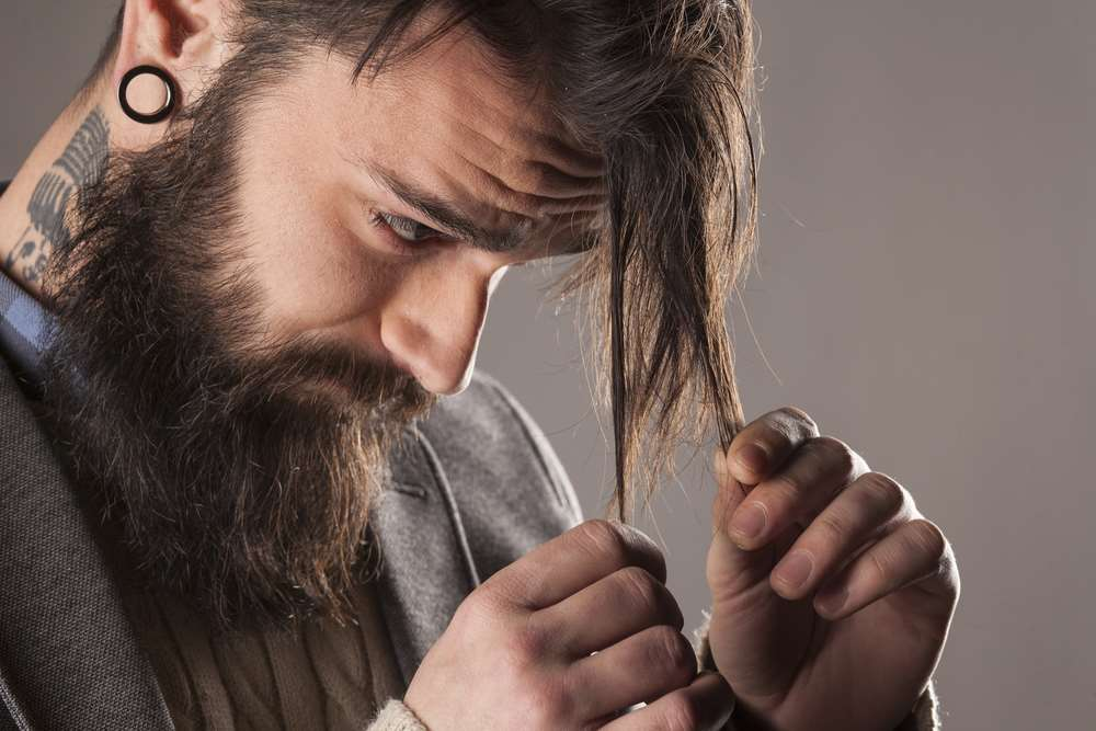 Amazing Hair Products for Men with Long Hair
