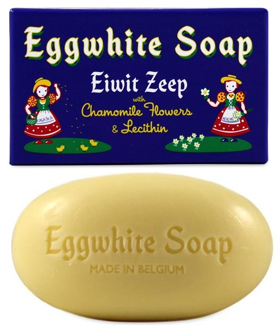 Egg white and Chamomile Deep Cleansing Soap