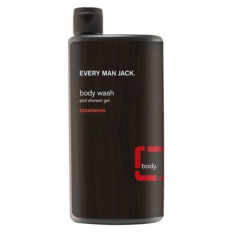 Every Man Jack Body Wash and Shower Gel Cedarwood