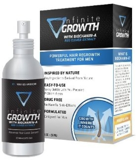 Infinite Growth Hair Regrowth Treatment for Men