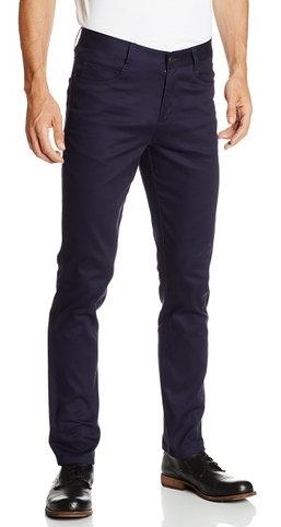 Lee Uniforms Men's Skinny Leg 5 Pocket Pant