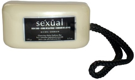 Michel Germain Pour Homme Hydroxy Cleansing Roped Men's Soap Bar