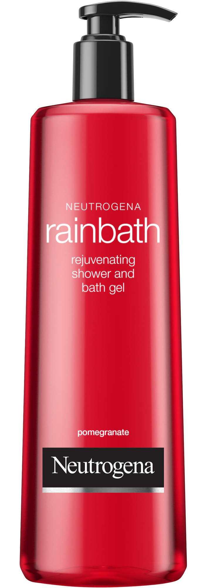 Neutrogena Rainbath Rejuvenating Shower Gel, Pomegranate