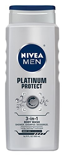 Nivea Men Platinum Protect 3-in-1