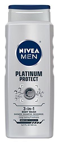 Nivea Men Platinum Protect 3-in-1