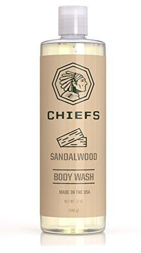 Sandalwood Men's Body Wash