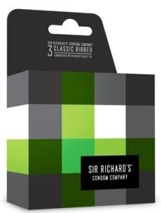 Sir Richard's Condoms, Classic Ribbed