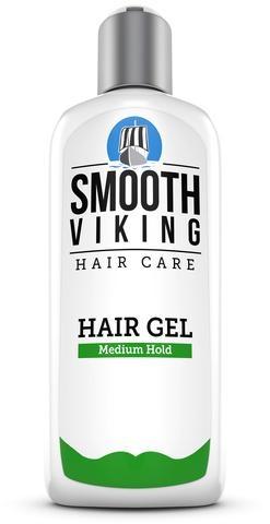 Smooth Viking Hair Care Hair Gel (Medium Hold)