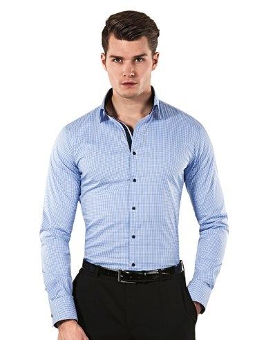 Vincenzo Boretti Men's Shirt Body Fit