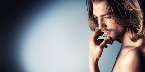 hair products for men with long hair