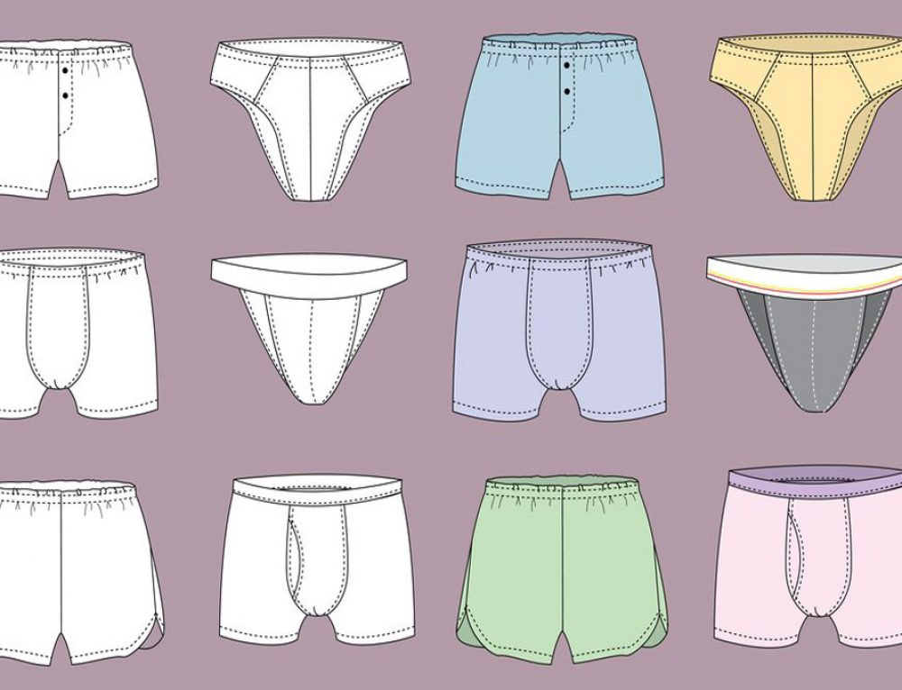 Mens Underwear Guide: Understanding Different Styles and Preferences of Men's Underwear