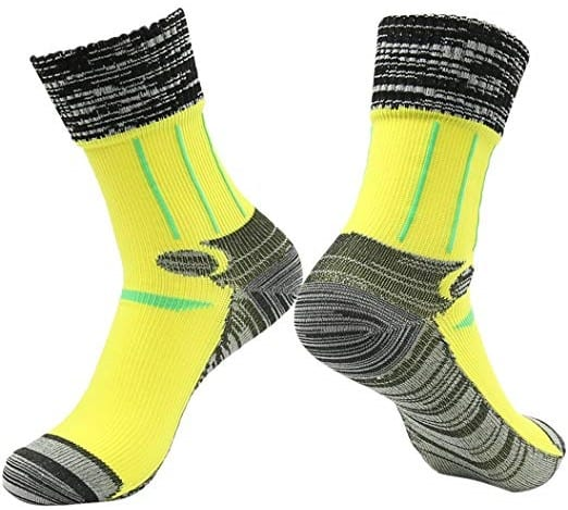 Top 5 Waterproof Socks That Stay Dry