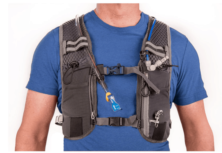 ExtremeMist Personal Cooling System, Misting and Drinking 2-in-1 Hydration Pack